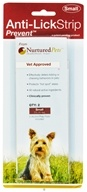 Nurtured Pets - Anti-Lick Strip Prevent Small - 2 Pack