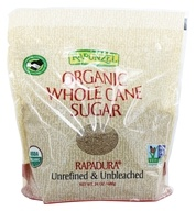 Rapunzel - Organic Whole Cane Sugar - 24 oz., from category: Health Foods