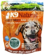 K9 Natural - Freeze Dried Raw Dog Food Lamb Supreme - 1.1 lbs.