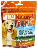 K9 Natural - Freeze Dried Raw Dog Treats Lamb - 1.76 oz.
