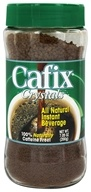 Cafix - Instant Beverage Crystals Coffee Substitute All Natural - 7.05 oz. by Cafix