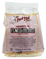 Bob's Red Mill - Flaked Coconut Unsweetened - 12 oz. (039978015815)