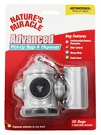 Nature's Miracle - Advanced Pick-Up Bags & Hydrant Dispenser - 30 Bags CLEARANCE PRICED - $5.08