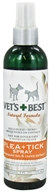 Image of Vet's Best - Flea & Tick Spray - 8 oz.