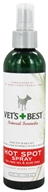 Image of Vet's Best - Hot Spot Spray - 8 oz. CLEARANCE PRICED