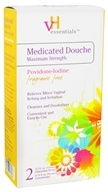 VH Essentials - Medicated Douche Maximum Strength Fragrance Free, from category: Personal Care