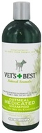Image of Vet's Best - Oatmeal Medicated Shampoo - 16 oz. CLEARANCE PRICED