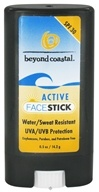 Beyond Coastal - Face Stick Active 30 SPF - 0.5 oz. CLEARANCE PRICED