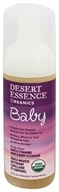 Desert Essence - Baby Oh So Clean 2 in 1 Gentle Foaming Hair & Body Cleanser - 5.7 oz. (718334341033)