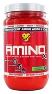 BSN - Amino X BCAA Endurance and Recovery Agent Green Apple - 15.3 oz. (834266003280)