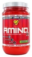 BSN - Amino X BCAA Endurance and Recovery Agent Green Apple - 15.3 oz. by BSN