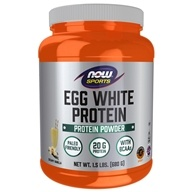 NOW Foods - Eggwhite Protein Vanilla Creme - 1.5 lbs., from category: Sports Nutrition