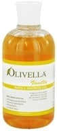 Olivella - Virgin Olive Oil Bath & Shower Gel Vanilla - 16.9 oz. (764412204134)
