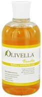 Image of Olivella - Virgin Olive Oil Bath & Shower Gel Vanilla - 16.9 oz.