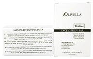 Olivella - Virgin Olive Oil Face & Body Bar Soap Verbena - 5.29 oz.