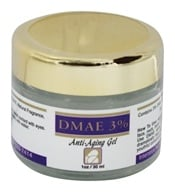 Image of Intensive Nutrition, Inc. - DMAE 3% Anti-Aging Gel - 1 oz.