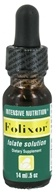 Intensive Nutrition, Inc. - Folixor Folate Solution - 0.5 oz.