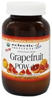 Eclectic Institute - Grapefruit Powder Whole Fresh Freeze-Dried - 90 Grams - $10.49
