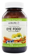 Eclectic Institute - Eye Food Powder Fresh Freeze-Dried - 138 Grams, from category: Herbs