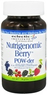 Eclectic Institute - Nutrigenomic Berry Powder Fresh Freeze-Dried - 90 Grams - $26.04