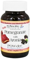 Eclectic Institute - Pomegranate with Aronia Powder Raw Fresh Freeze-Dried - 60 Grams, from category: Nutritional Supplements