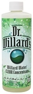 Dr. Willard's - Willard Water Clear Concentrate - 16 oz.