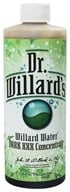 Dr. Willard's - Willard Water Dark XXX Concentrate - 16 oz. (094922487346)
