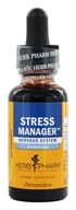 Image of Herb Pharm - Stress Manager Adaptogen Compound - 1 oz.