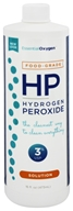 Essential Oxygen - Hydrogen Peroxide Solution 3% Food Grade - 16 oz., from category: Nutritional Supplements