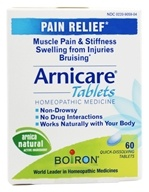 Boiron - Arnicare Pain Relief - 60 Tablets, from category: Homeopathy