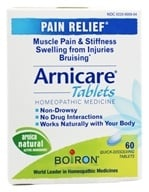 Boiron - Arnicare Pain Relief - 60 Tablets - $9.23
