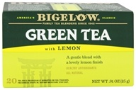 Image of Bigelow Tea - Green Tea with Lemon - 20 Tea Bags