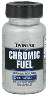 Image of Twinlab - Chromic Fuel Chromium Picolinate - 100 Capsules