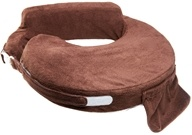 Image of My Brest Friend - Deluxe Nursing Pillow Chocolate