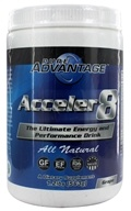 Image of Pure Advantage - Acceler8 Grape Flavor - 1.2 lbs. CLEARANCE PRICED