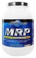 Pure Advantage - MRP All Natural Meal-Replacement Shake Chocolate Flavor - 3 lbs., from category: Sports Nutrition