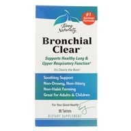 EuroPharma - Terry Naturally Bronchial Clear - 90 Tablets, from category: Herbs