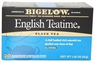 Bigelow Tea - Black Tea English Teatime - 20 Tea Bags