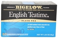 Bigelow Tea - Black Tea English Teatime - 20 Tea Bags (072310001770)