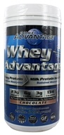 Image of Pure Advantage - Whey Advantage Chocolate Flavor - 2.2 lbs. CLEARANCE PRICED