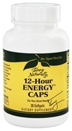 EuroPharma - Terry Naturally 12-Hour Energy Caps EO11 - 30 Softgels, from category: Nutritional Supplements