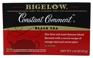 Image of Bigelow Tea - Black Tea Constant Comment - 20 Tea Bags
