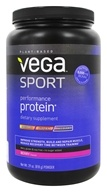Image of Vega Sport - Natural Plant Based Performance Protein Berry - 28.8 oz.