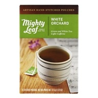 Mighty Leaf - White Tea White Orchard - 15 Tea Bags by Mighty Leaf