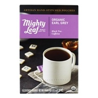 Image of Mighty Leaf - Black Tea Organic Earl Grey - 15 Tea Bags