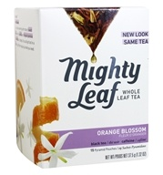 Mighty Leaf - Black Tea Orange Dulce - 15 Tea Bags (656252300094)