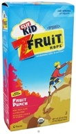 Image of Clif Bar - Kid Organic Twisted Fruit Rope Fruit Punch - 6 Pack