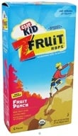 Clif Bar - Kid Organic Twisted Fruit Rope Fruit Punch - 6 Pack