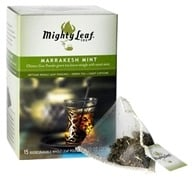 Mighty Leaf - Green Tea Marrakesh Mint - 15 Tea Bags