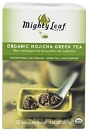 Mighty Leaf - Green Tea Organic Hojicha - 15 Tea Bags (656252300131)